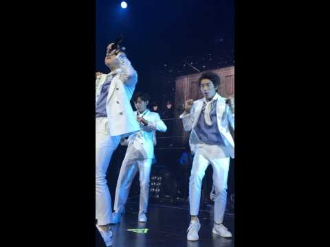 [FANCAM] 141005 B1A4 - Lonely | B1A4 Roadtrip in Chicago