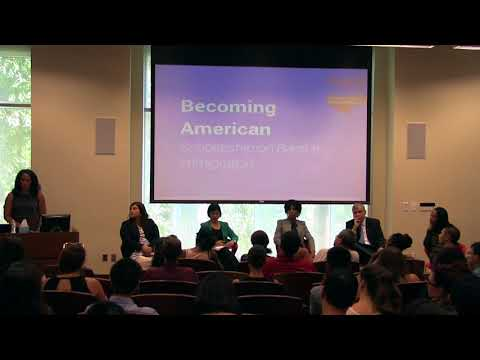 Becoming American: Scholarship on Race and Immigration