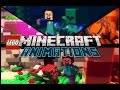 Minecraft LEGO Stop Motion Animation COMPILATION   Filmed, edited, and directed by AdventureGamingHQ