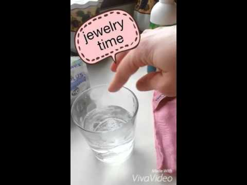 Norwex Jewelry Cleaning