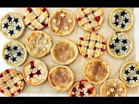 How To Make Mason Jar Lid Pies - HGTV Handmade