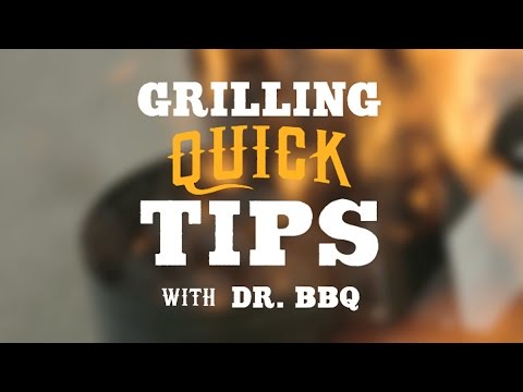 Dr. BBQ's Quick Tip for Making A Dry Rub