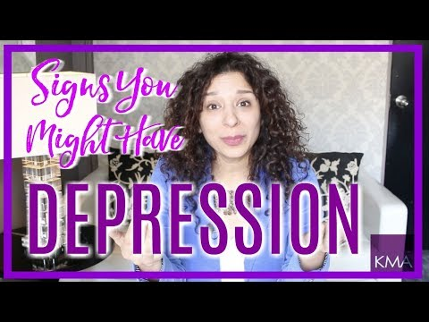 Signs You Might Have Depression | Warning Signs and Triggers | KMA Therapy