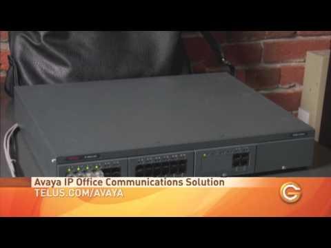 TELUS Avaya: Digital Phone System For Small Business