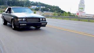 Buick Grand National [Big Turbo Fast & Furious Sheetz Run]