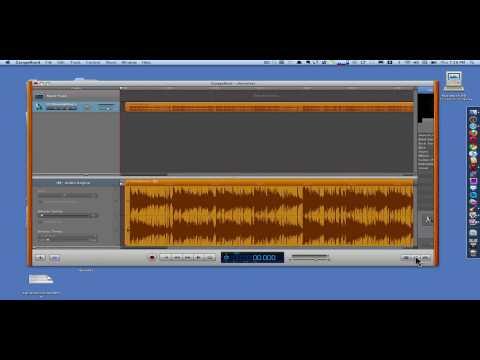 Reduce Vocals in Garageband