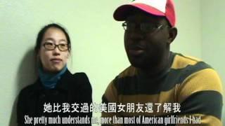 Asian black guy