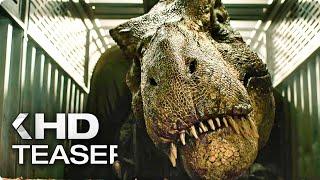 JURASSIC WORLD 2: Fallen Kingdom Trailer Teaser 2 (2018)
