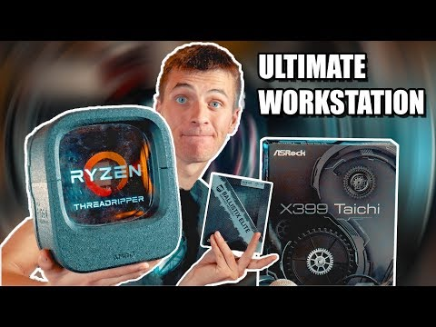 The ULTIMATE Value Workstation PC Build in 2018