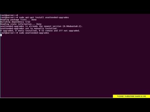 How to Install Security Updates in Linux