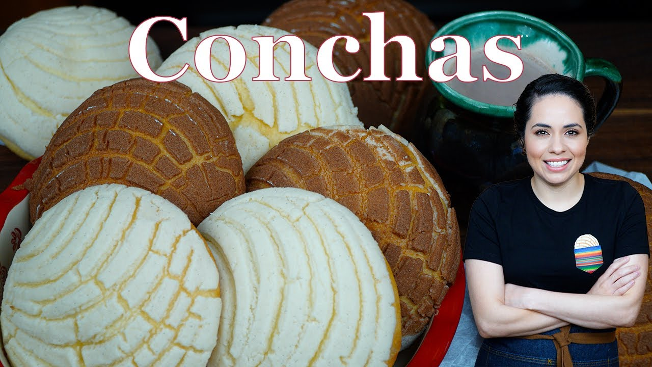 THE BEST TRADITIONAL Mexican CONCHAS | Mexican SWEET BREAD recipe | PAN DULCE recipe