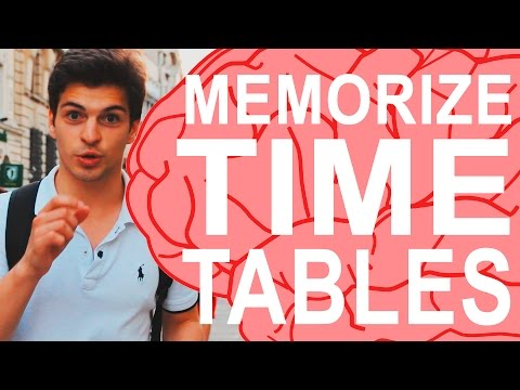 Best Tip to Memorize Timetables, To-do Lists, and Routines