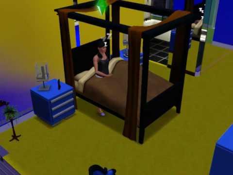 My sim is retarded  ~~~~~~~sims 3