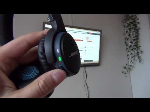Bluetooth Audio transmitter connect to Bose SoundLink on-ear #2
