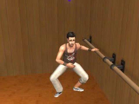 Sims2:スポセンの館長