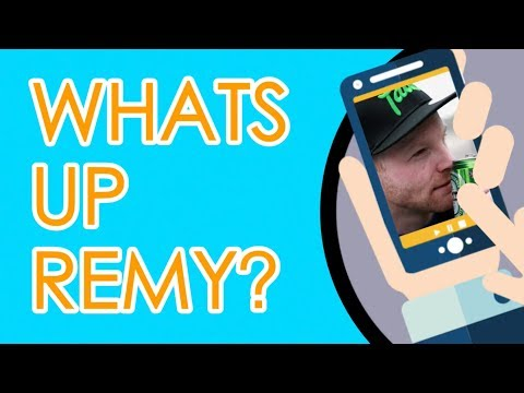 WHATS UP REMY CADIER? SKATE TALK EPISODE #19