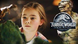 Download IS MAISIE PART RAPTOR? | Jurassic World: Fallen Kingdom Speculation Video