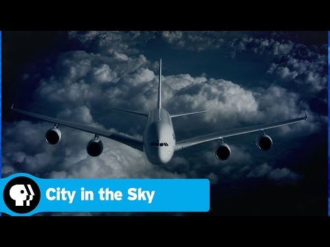 CITY IN THE SKY | How Pilots Find Their Way in the Sky | PBS