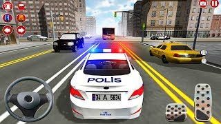 Real Police Car Driving Simulator 3D - Android GamePlay