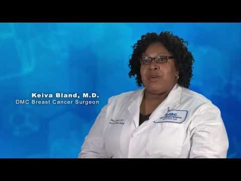Keiva Bland, MD - The pros and cons of Genetic Testing for Breast Cancer