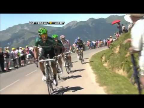 Tour de France Stage 16 Highlights (courtesy: ASO)