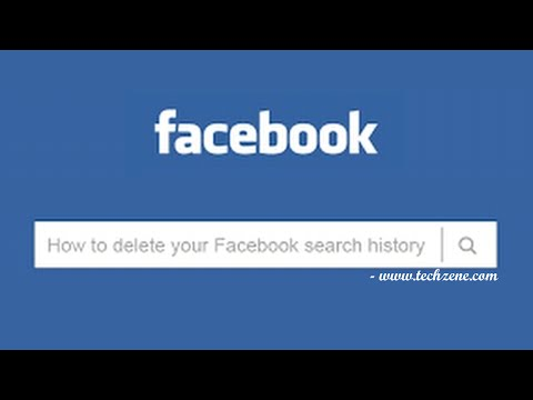 How to Clear/Delete Facebook Search History on PC & Mobile App?