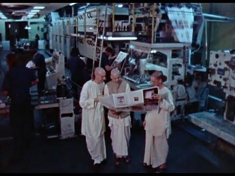 Srila Prabhupada - Brilliant as the Sun (sous titres Français)