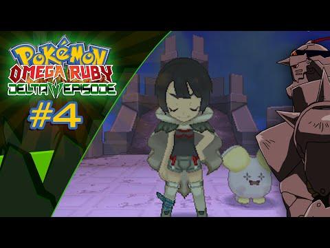 Pokemon :: Omega Ruby :: Delta Episode :: 04 -