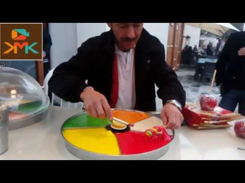 how to Make Mixed Fruit Candy