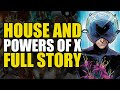 House Powers Of X Full Story Comics Explained