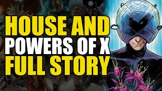 House & Powers Of X: Full Story | Comics Explained