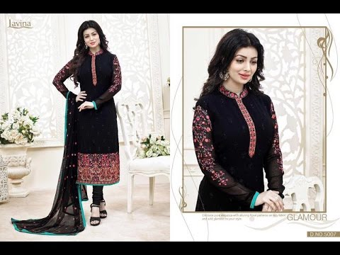 Latest Indian dresses collections 2017 || Ayesha Takia Salwar kameez || Lavina-5
