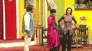 Best Of Sajab Abbas and Deedar New Pakistani Stage Drama Full Comedy Funny Clip