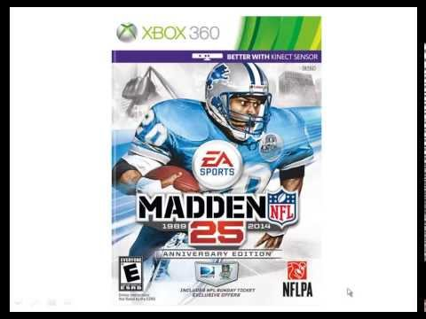 Madden NFL 25 Anniversary Edition with NFL Sunday Ticket