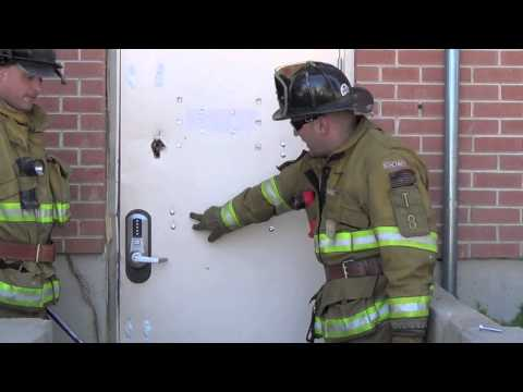 Drop Bar Forcible Entry