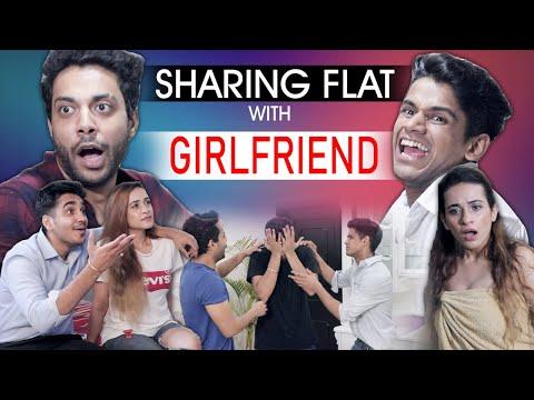 Xxx Mp4 SHARING FLAT WITH GIRLFRIEND Realshit 3gp Sex