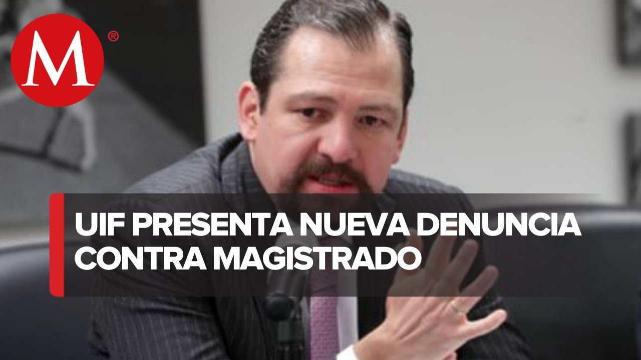UIF denuncia a magistrado José Luis Vargas por supuesta red de empresas fachada