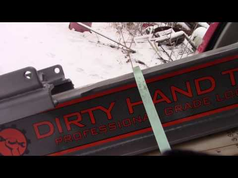 A very big THANK YOU to Dirty Hand Tools