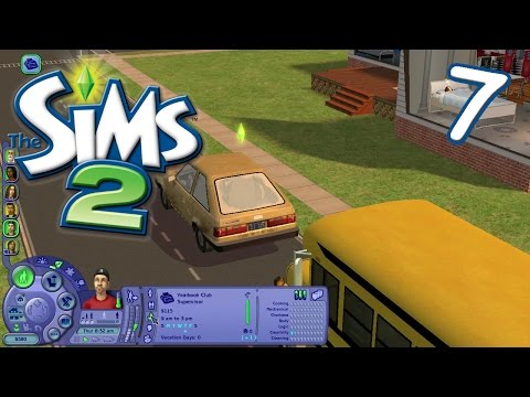 The Sims 2 Part 7 - Sir Ian, Quickly to the Bathroom!!!