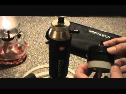 Katadyn Pocket Review:  Endurance Series Water Filter
