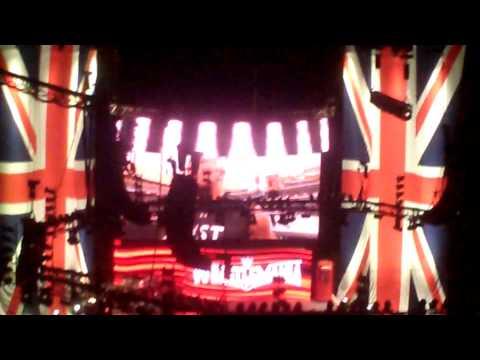Wrestlemania 31 highlights @ O2 Arena!