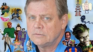 "The Many Voices of ""Mark Hamill"" In Animation & Video Games"