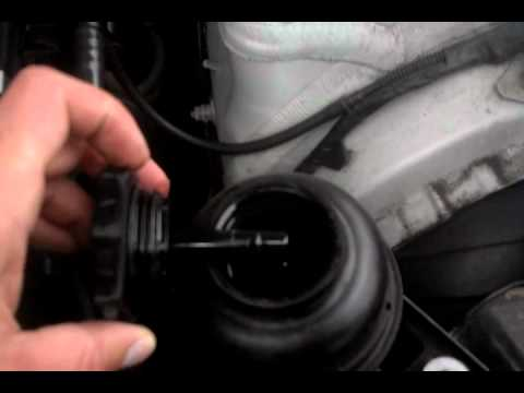 BMW Power Steering Fluid, How To Check And Top Off BMW Power Steering Fluid