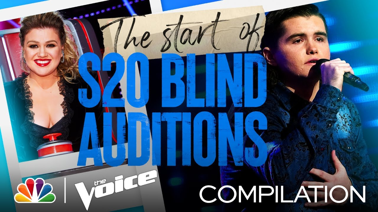 The Best Performances from the Premiere Week of the Blind Auditions - The Voice 2021