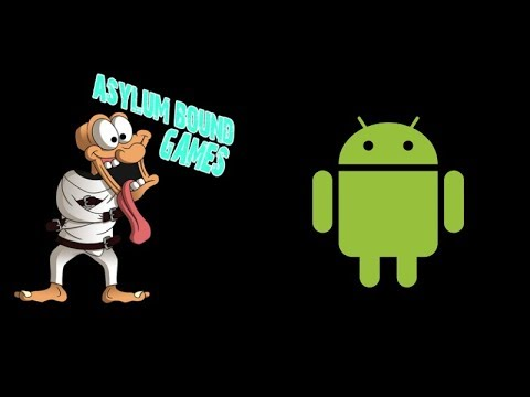 📱 Android App Archive Asylum Bound Games