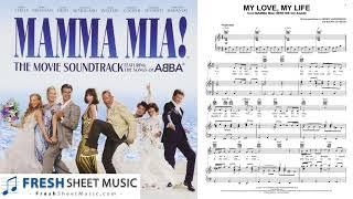 Mamma Mia Here We Go Again My Love My Life Lyrics Video