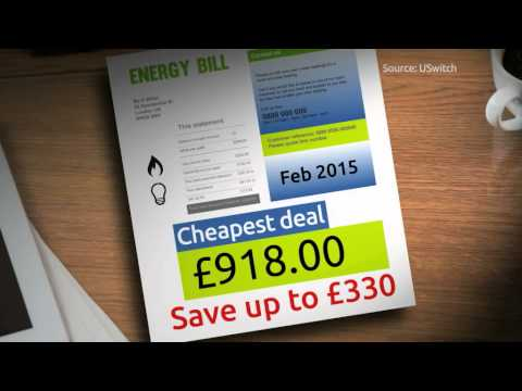 Families told to switch energy suppliers