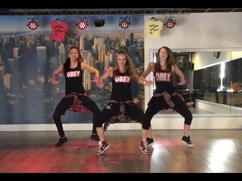 Too original - Major Lazer - Fitness Dance Choreography