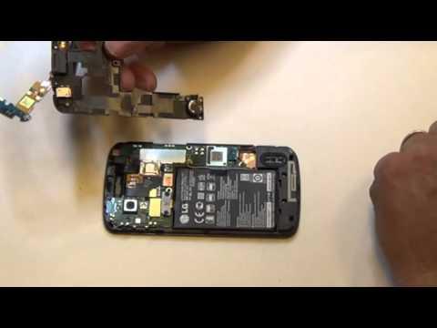 Nexus 4 USB port repair