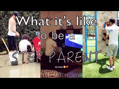 Being A Step Father: What I Will & Won't Do | Vida_With_Viva